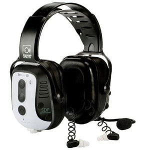 SMSDPSR1 SensEar - SDP Dual Protection Smart Headband Ear Muff