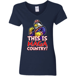 This Is Maga Country Shirt