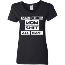 Load image into Gallery viewer, Been Doing Mom Shit All Day Shirt
