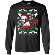 Load image into Gallery viewer, Game Of Thrones - A Girl Has No Ugly Christmas Sweater