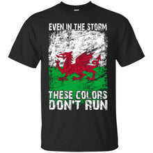 Load image into Gallery viewer, Even In The Storm These Colors Don't Run Shirt