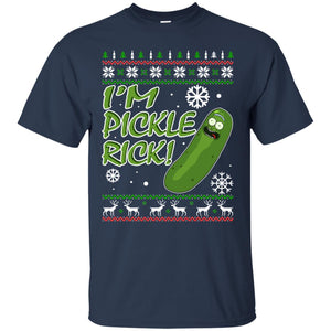 I'm Pickle Rick Christmas Sweater