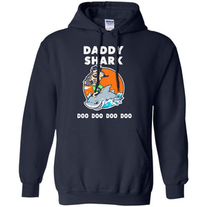 Aquaman - Daddy Shark Doo Doo Doo Shirt