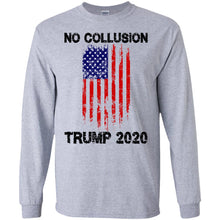 Load image into Gallery viewer, No Collusion Trump 2020 Shirt