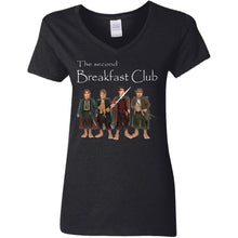 Load image into Gallery viewer, The Lord of the Rings - Hobbit - The Second Breakfast Club Shirt