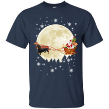 Load image into Gallery viewer, Dachshund Dog Christmas Shirt