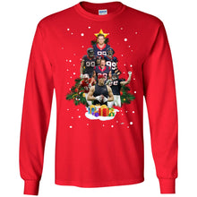 Load image into Gallery viewer, J.J. Watt Christmas Tree Shirt
