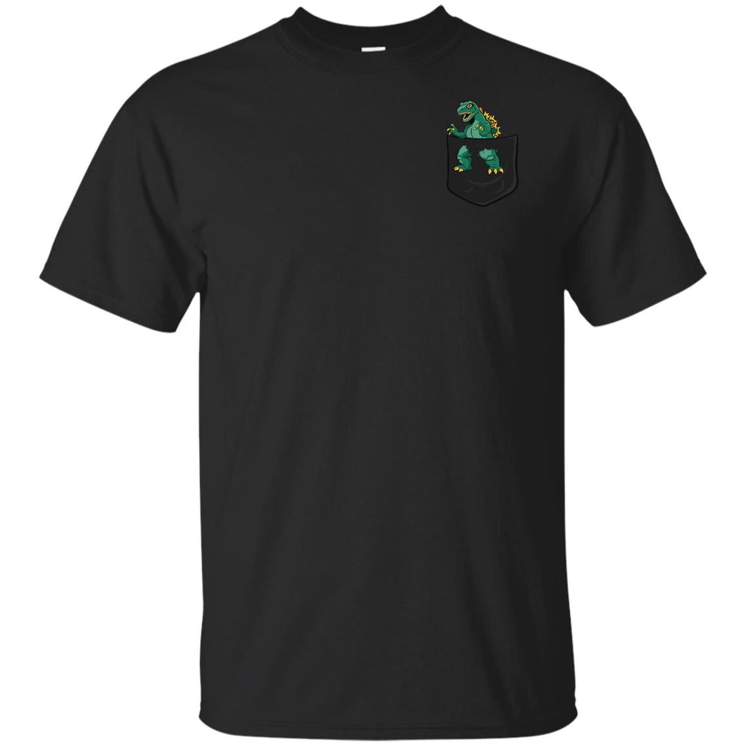 Godzilla Tiny Pocket Shirt