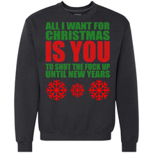 Load image into Gallery viewer, All I Want For Christmas Is You Ugly Sweater