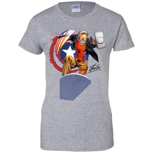 Load image into Gallery viewer, Stan Lee - Spiderman - Thor Shirt