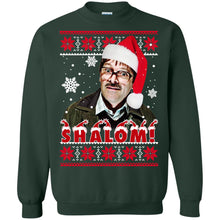 Load image into Gallery viewer, Jim Bell Shalom Ugly Christmas Sweater