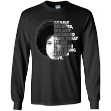 Load image into Gallery viewer, Prince - Dearly Beloved We Are Cathered Here Today Shirt