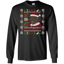 Load image into Gallery viewer, Mike Tyson - Merry Chrithmith Christmas Sweater