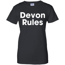 Load image into Gallery viewer, Devon Rules Shirt