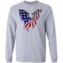 Load image into Gallery viewer, America Eagle Flag Shirt
