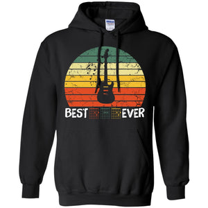 Best Guitar Dad Ever Shirt