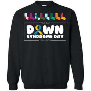World Down Syndrome Day 21 March Shirt