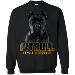 Pitbull - It's A Lifestyle Shirt