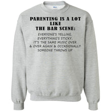Load image into Gallery viewer, Parenting Is A Lot Like The Bar Scene Shirt