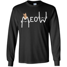 Load image into Gallery viewer, Cat Meow Shirt
