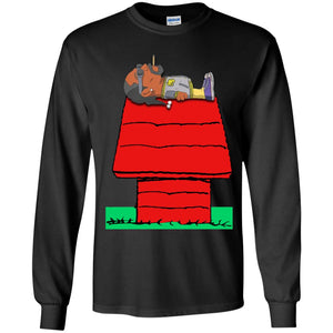 Snoop Dogg - Snoopy Sleep Shirt