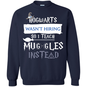 Hogwarts Wasn't Hiring So I Teach Muggles Instead