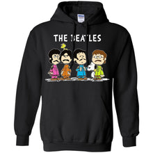Load image into Gallery viewer, Snoopy And The Beatles Shirt