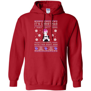 Soul Eater - Crona - I Just Don't Think I Can Deal With This Right Now Christmas Sweater