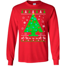 Load image into Gallery viewer, Chemist Tree Christmas Sweater