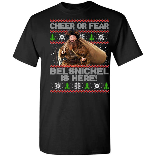 Cheer Or Fear Belsnickel Is Here Christmas Sweater