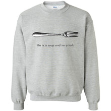 Load image into Gallery viewer, Life Is A Soup And I'm A Fork Shirt
