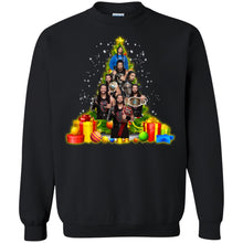 Load image into Gallery viewer, Roman Reigns Christmas Tree Shirt