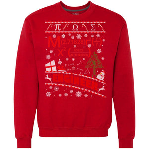 Engineer Christmas Ugly Sweater