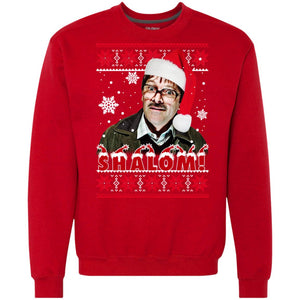 Jim Bell Shalom Ugly Christmas Sweater