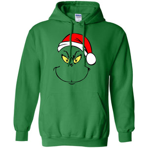 Funny Grinches Face Christmas Costume Shirt