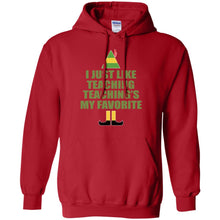 Load image into Gallery viewer, Buddy The Elf - I Just Like Teaching - Teaching's My Favorite Shirt
