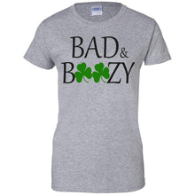 Load image into Gallery viewer, Clover - Bad And Boozy Shirt