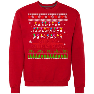 Stranger Things - Merry Christmas Sweater