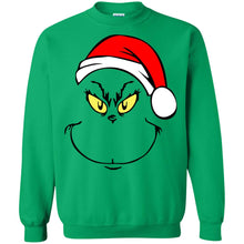 Load image into Gallery viewer, Funny Grinches Face Christmas Costume Shirt
