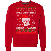 Load image into Gallery viewer, Donald Trump - Make Christmas Great Again Sweater