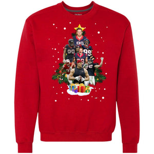 J.J. Watt Christmas Tree Shirt