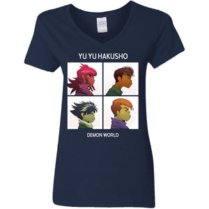Yu Yu Hakusho Demon World Shirt