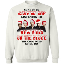 Load image into Gallery viewer, Some Of Us Listen To New Kids On The Block The Cool Ones Still Do Shirt
