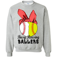 Load image into Gallery viewer, Baseball - Busy Raising Ballers Shirt