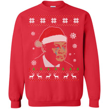Load image into Gallery viewer, Crying Jordan Christmas Sweater