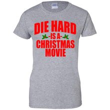 Load image into Gallery viewer, Die Hard Is A Christmas Movie Shirt