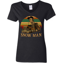 Load image into Gallery viewer, Smokey Snowman Vintage Shirt