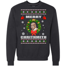 Load image into Gallery viewer, Mike Tyson - Merry Chrithmith Ugly Christmas Sweater