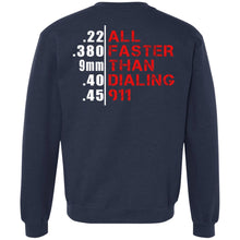 Load image into Gallery viewer, All Faster Than Dialing 911 Shirt