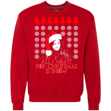 Load image into Gallery viewer, Game Of Thrones - All I Want For Christmas Is Snow Sweater